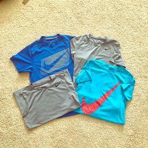 Nike Shirts (4)